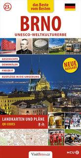 Brno - kapesní průvodce/německy