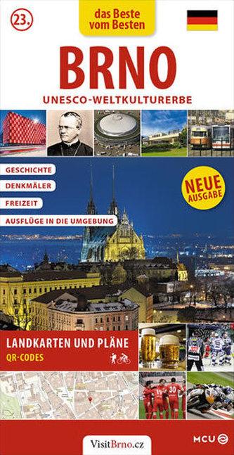 Brno - kapesní průvodce/německy - Eliášek Jan