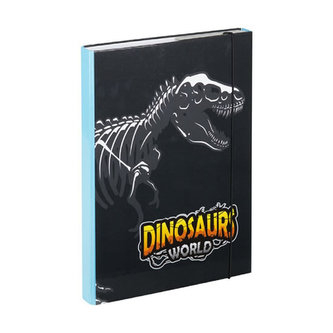 Desky na sešity A4 - Dinosauři - neuveden