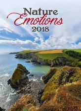 Kalendář nástěnný 2018 - Nature Emotions