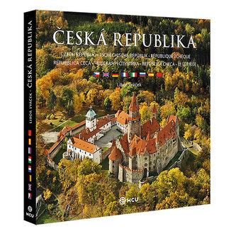 Česká republika - velká / vícejazyčná - Sváček Libor
