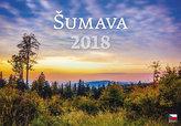 Kalendář nástěnný 2018 - Šumava