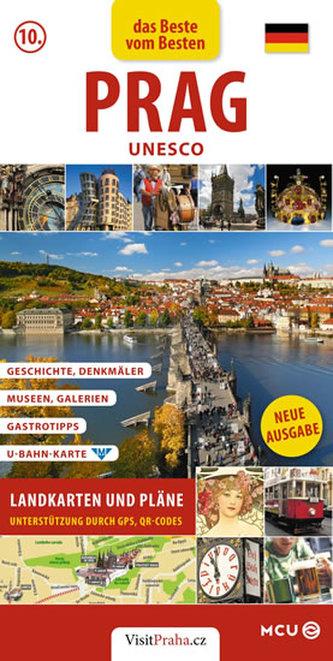 Praha - kapesní průvodce/německy - Eliášek Jan