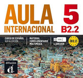 Aula Int. Nueva Ed. 5 (B2.2) – Llave USB