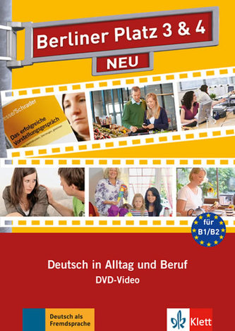 Ber. Platz 3 Neu (B1) – DVD z. Band 3 + 4 - neuveden