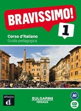 Bravissimo! 1 (A1) – Guida pedagogica CD-Rom