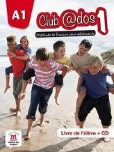 Club @dos 1 (A1) – Livre de l´éleve + CD
