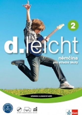 d.leicht 2 (A2.1) – učeb. s prac. seš. + CD MP3 + kód - neuveden