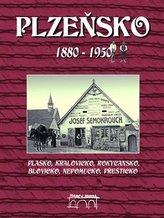 Plzeňsko 1880-1950