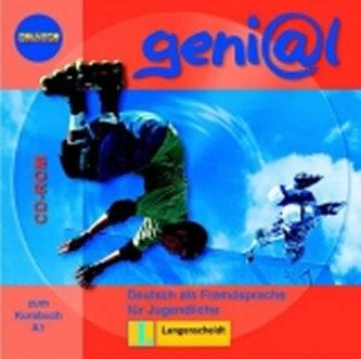 Genial 1 (A1) – CD-Rom - neuveden