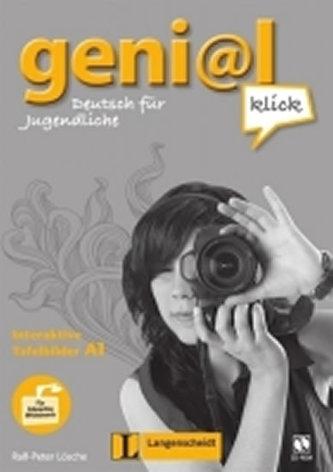 Genial Klick 1 (A1) – Inter. Tafelbilder CD-Rom - neuveden