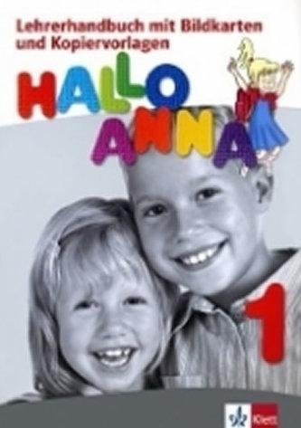 Hallo Anna 1 (A1.1) – LHB + CD-Rom - neuveden