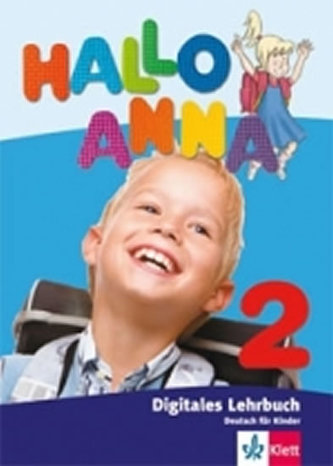 Hallo Anna 2 (A1.1) – Digital Lehrbuch, CD-Rom - neuveden