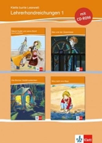 Kletts bunte Lesewelt – Lehrerheft 1 + CD-Rom - neuveden