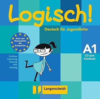 Logisch! 1 (A1) – CD z. Kursbuch - neuveden