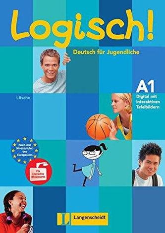 Logisch! 1 (A1) – Inter. Tafelb. CD-Rom - neuveden