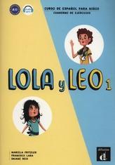 Lola y Leo 1 (A1.1) – Cuaderno de ejercicios + MP3 online