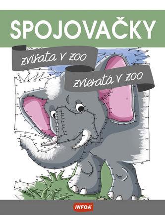 Spojovačky - Zvířata v zoo / Zvieratá v zoo - neuveden