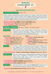 Mapka literatúry SŠ 2