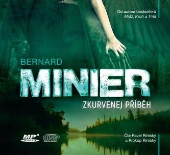 Zkurvenej příběh (audiokniha) - Bernard Minier