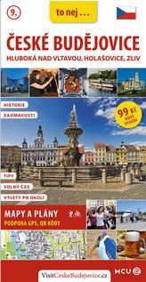 České Budějovice - kapesní průvodce/česky