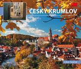 Český Krumlov - malý/čínsky