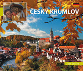 Český Krumlov - malý/německy