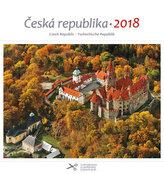 Kalendář pohlednicový 2018 - Česká republika