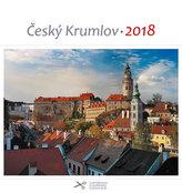 Kalendář pohlednicový 2018 - Český Krumlov/zámek