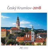 Kalendář pohlednicový 2018 - Český Krumlov/věže