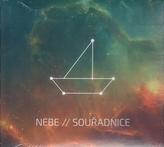 CD - Nebe : Souřadnice