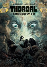 Thorgal 11 - Tanatlokovy oči