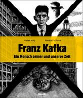 Franz Kafka - Člověk své a naší doby (německy)