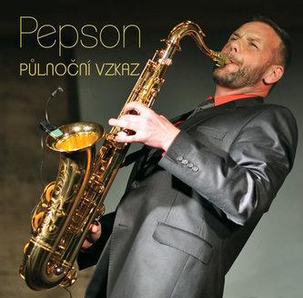 """Půlnoční vzkaz - CD - Josef """"Pepson"""" Snětivý"""