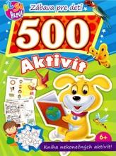 500 aktivít - pes