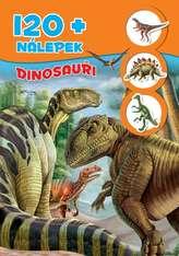 Dinosauři - 120+ nálepek