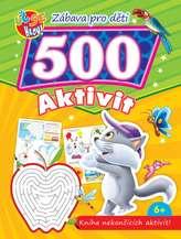 500 aktivit - Kočička