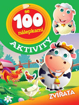 Zvířata - Aktivity se 100 nálepkami