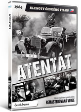 Atentát - DVD