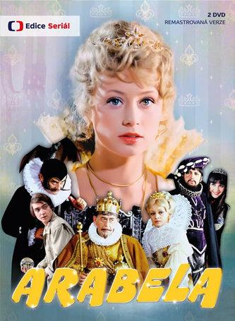Arabela (remastrovaná verze) - 2 DVD - neuveden