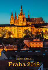 Kalendář 2018 - Praha velká