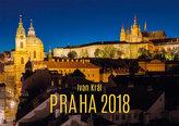 Kalendář 2018 - Praha malá