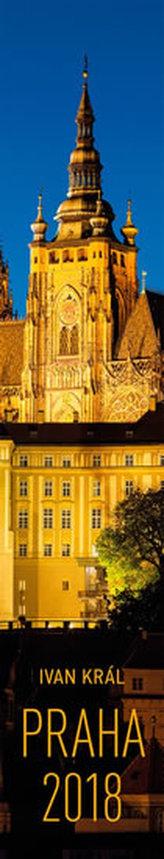 Kalendář 2018 - Praha vázanka