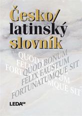 Česko/latinský slovník