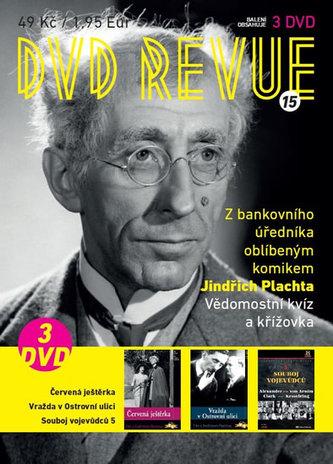 DVD Revue 15 - 3 DVD - neuveden