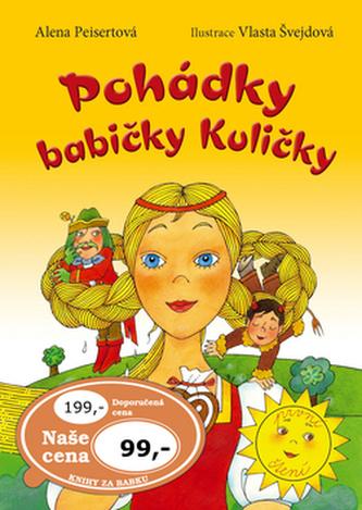 Pohádky babičky Kuličky - Alena Peisertová