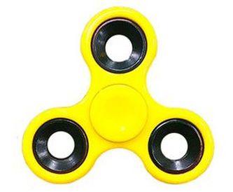 Fidget Spinner žlutá antistresová hračka