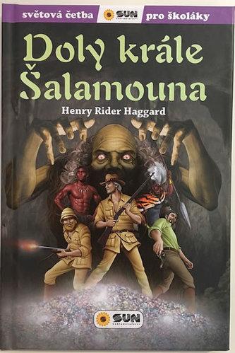 Doly krále Šalamouna - Světová četba pro školáky
