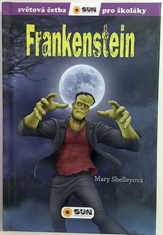 Frankenstein - Světová četba pro školáky - neuveden