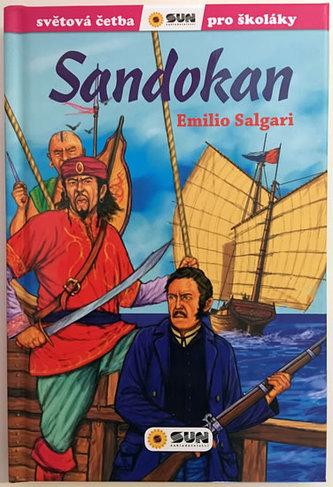 Sandokan - Světová četba pro školáky - neuveden